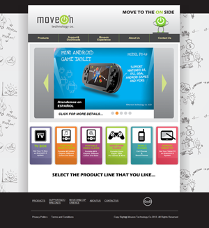 MOVEON TECHNOLOGY COMPANY